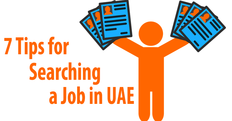 7 Tips for Searching a Job in UAE