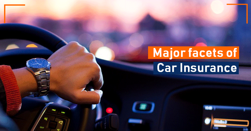 Major facets of Car Insurance