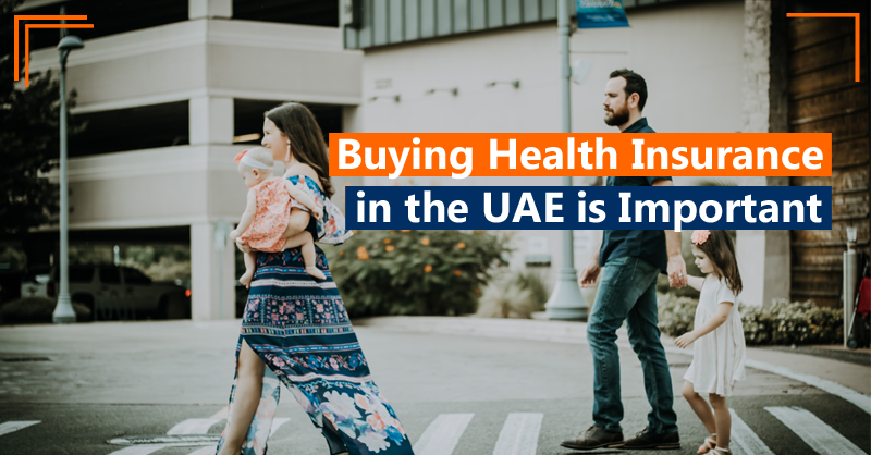 Buying Health Insurance in the UAE is Important